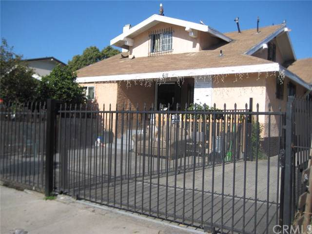 611 W 41st Drive, Los Angeles (City), CA 90037 (#RS19267417) :: The Parsons Team