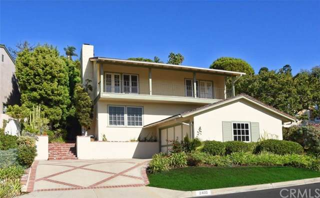 2400 Via Carrillo, Palos Verdes Estates, CA 90274 (#PV19266927) :: RE/MAX Estate Properties