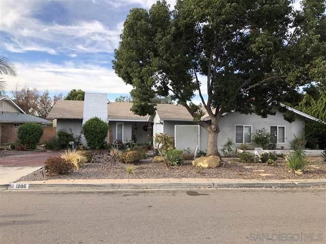 1206 San Julian Dr, San Marcos, CA 92078 (#190062069) :: Sperry Residential Group