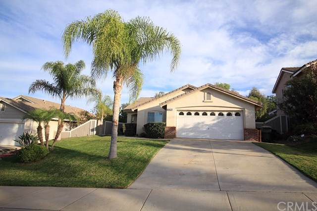 27408 Cobble Drive, Corona, CA 92883 (#DW19267669) :: The Danae Aballi Team