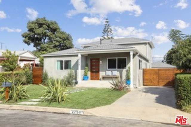 2758 Burkshire Avenue, Los Angeles (City), CA 90064 (#19530842) :: The Brad Korb Real Estate Group