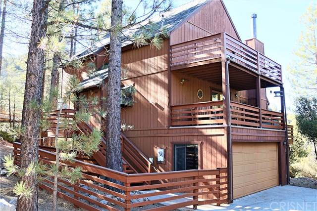1601 Woodland Drive, Pine Mountain Club, CA 93222 (#SR19267350) :: Z Team OC Real Estate