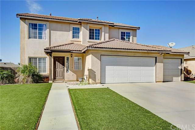 1611 Quail Summit Drive, Beaumont, CA 92223 (#CV19267766) :: Mainstreet Realtors®