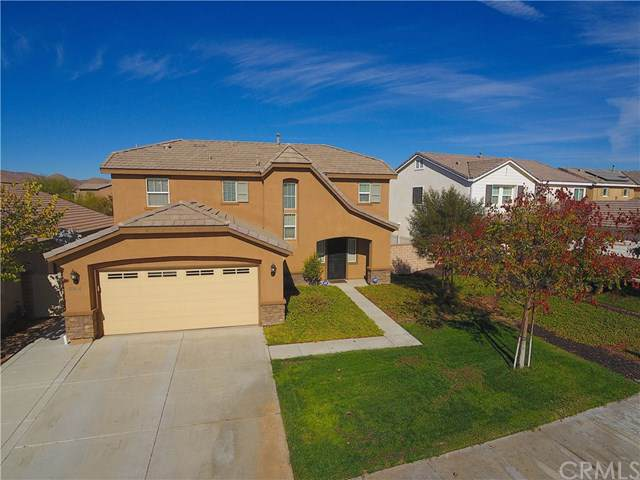 25414 Wagon Trail Lane, Menifee, CA 92584 (#SW19267924) :: J1 Realty Group