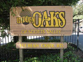 111 Bean Creek Road #129, Scotts Valley, CA 95066 (#ML81775863) :: Sperry Residential Group