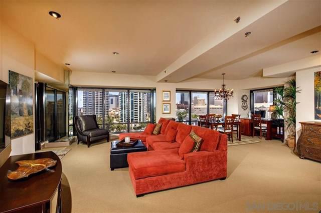 100 Harbor Drive #1004, San Diego, CA 92101 (#190062173) :: Z Team OC Real Estate