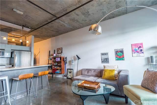 645 W 9th Street #206, Los Angeles (City), CA 90015 (#SR19267870) :: Z Team OC Real Estate