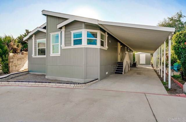 3745 Valley Blvd #45, Walnut, CA 91789 (#190062211) :: The Brad Korb Real Estate Group