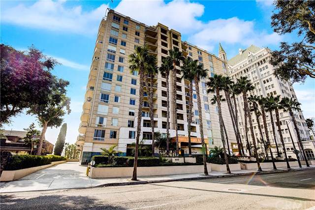 850 E Ocean Boulevard #607, Long Beach, CA 90802 (#PW19265205) :: Z Team OC Real Estate