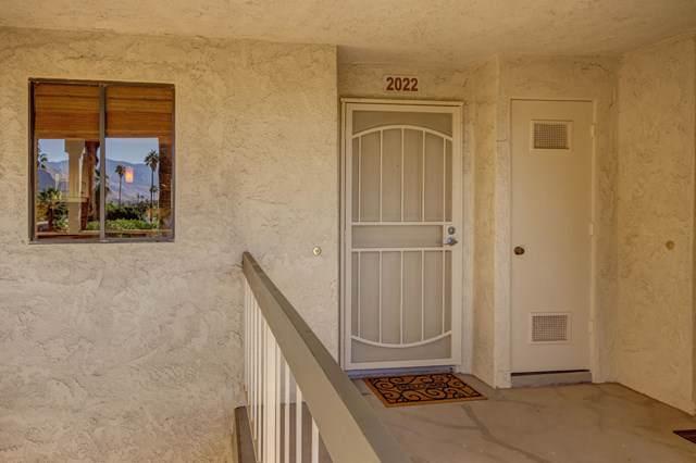 450 Vista Chino #2022, Palm Springs, CA 92262 (#219034169PS) :: RE/MAX Masters