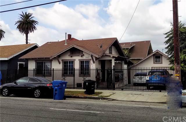 4509 S Hoover Street, Los Angeles (City), CA 90037 (#DW19268316) :: Better Living SoCal