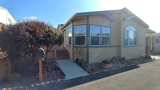 144 Holm Road #50, Watsonville, CA 95076 (#ML81775901) :: Go Gabby