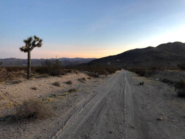 61 Sunny Hill, Joshua Tree, CA 92252 (#219034171PS) :: The Laffins Real Estate Team