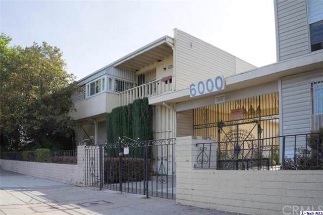 6000 Coldwater Canyon Avenue #12, North Hollywood, CA 91606 (#319004631) :: J1 Realty Group