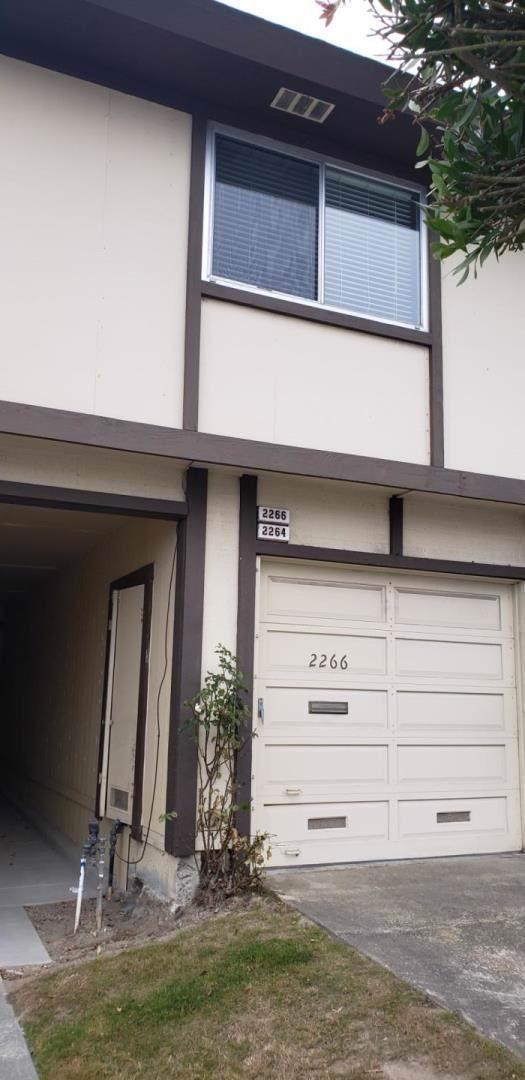 2266 Greendale Drive, South San Francisco, CA 94080 (#ML81775907) :: Go Gabby