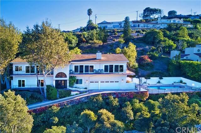 4 Chaparral Lane, Rancho Palos Verdes, CA 90275 (#PV19268082) :: Millman Team