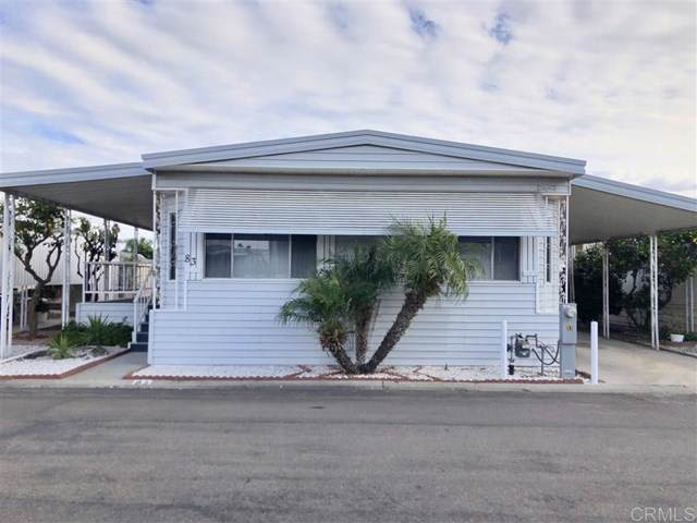 221 N El Camino Real Sp 83, Oceanside, CA 92058 (#190062251) :: Team Tami