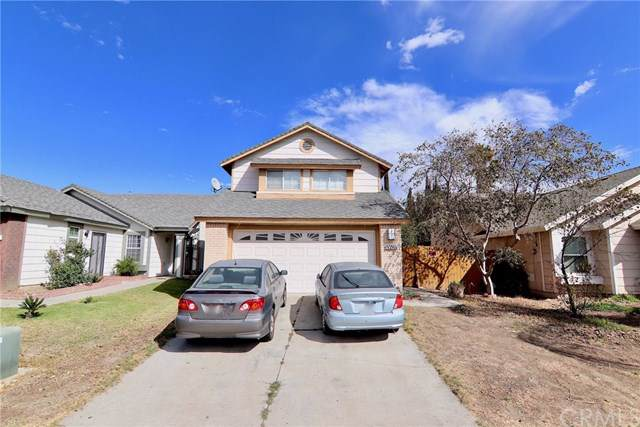 14490 Oak Knoll Circle, Fontana, CA 92337 (#PW19268491) :: The Brad Korb Real Estate Group