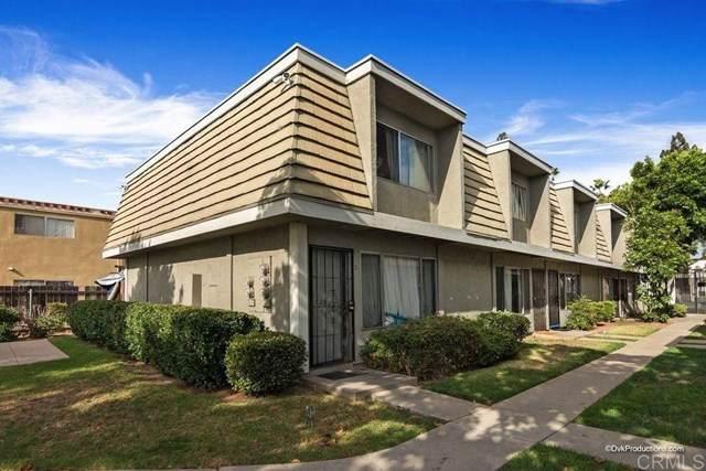 166 N 1st St #21, El Cajon, CA 92021 (#190062261) :: The Brad Korb Real Estate Group