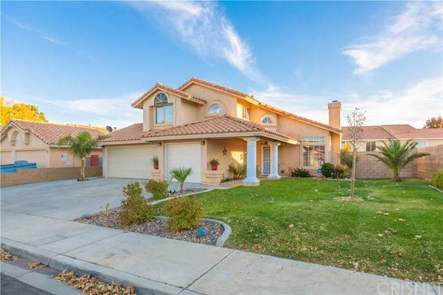 3654 Toscany Court, Palmdale, CA 93550 (#SR19268265) :: The Brad Korb Real Estate Group