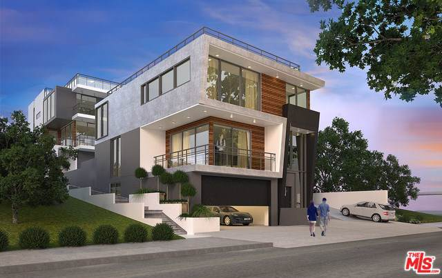813 Robinson Street, Los Angeles (City), CA 90026 (#19531472) :: J1 Realty Group