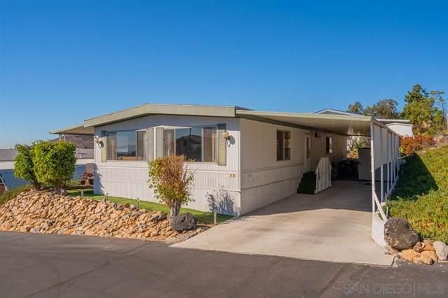 12250 Vista Del Cajon Rd. #43, El Cajon, CA 92021 (#190062308) :: The Brad Korb Real Estate Group