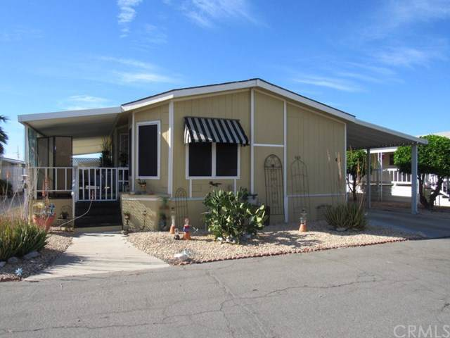 1525 W Oakland Avenue #65, Hemet, CA 92543 (#SW19268720) :: RE/MAX Empire Properties
