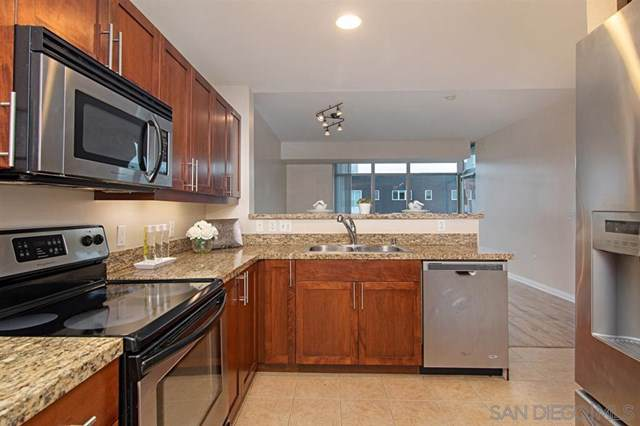 206 Park Blvd. #608, San Diego, CA 92101 (#190062316) :: Z Team OC Real Estate
