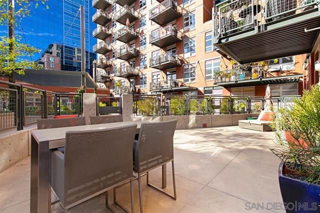 877 Island Avenue #211, San Diego, CA 92101 (#190062330) :: Z Team OC Real Estate