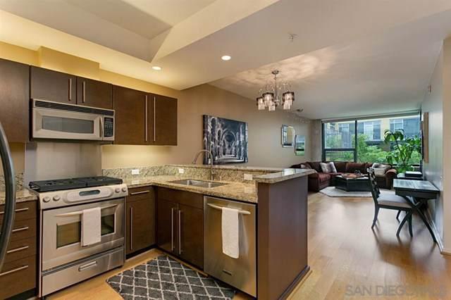 350 11th Avenue #420, San Diego, CA 92101 (#190062347) :: Z Team OC Real Estate
