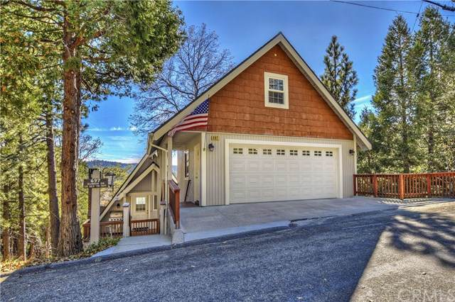 697 Zurich Drive, Lake Arrowhead, CA 92352 (#EV19268883) :: J1 Realty Group