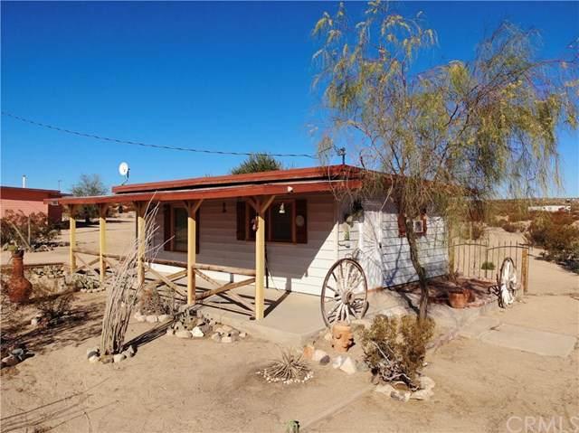 68468 Old Chisholm, 29 Palms, CA 92277 (#JT19267040) :: Legacy 15 Real Estate Brokers
