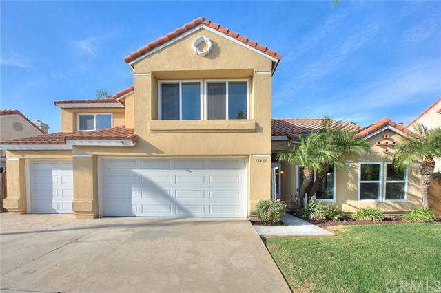 13485 Parkview Terrace, Chino Hills, CA 91709 (#CV19268079) :: Team Tami