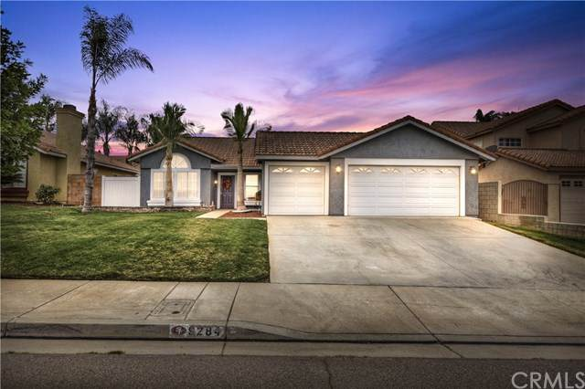 9284 Stephanie Street, Riverside, CA 92508 (#IV19267233) :: Team Tami