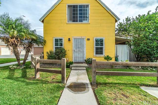 14606 Woodland Drive #31, Fontana, CA 92337 (#CV19268911) :: The Brad Korb Real Estate Group