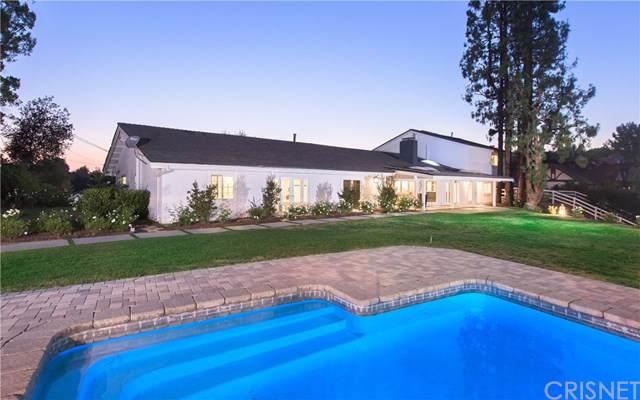 25021 Jim Bridger Road, Hidden Hills, CA 91302 (#SR19268944) :: Allison James Estates and Homes