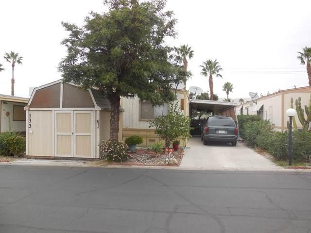 15500 Bubbling Wells Road #133, Desert Hot Springs, CA 92240 (#219034219DA) :: J1 Realty Group