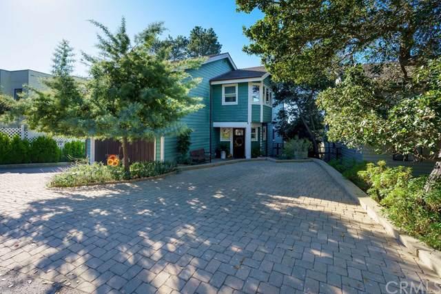 1701 Benson Avenue, Cambria, CA 93428 (#SC19268559) :: J1 Realty Group