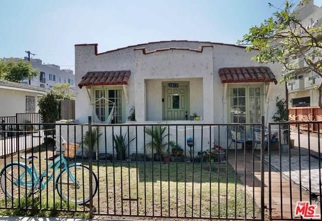 2417 Walnut Avenue, Venice, CA 90291 (#19531474) :: Powerhouse Real Estate