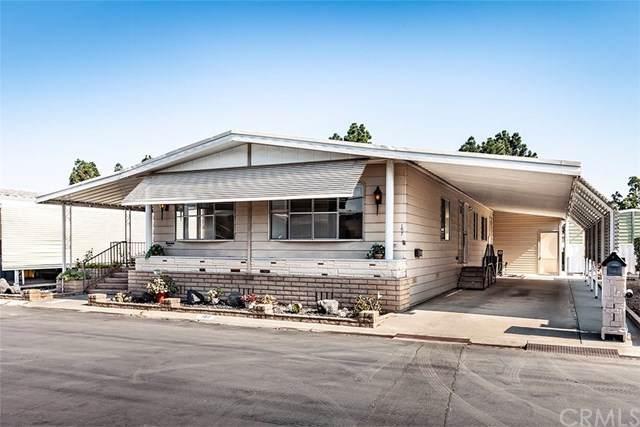 6741 Lincoln Avenue #157, Buena Park, CA 90620 (#OC19268895) :: Allison James Estates and Homes