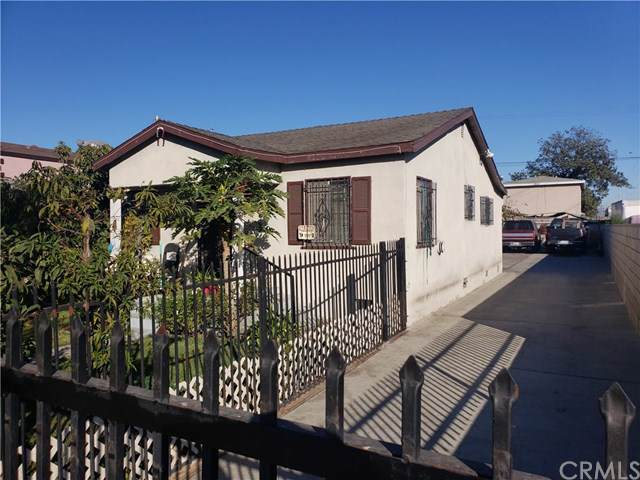 649 E 107th Street, Los Angeles (City), CA 90002 (#RS19269069) :: Legacy 15 Real Estate Brokers