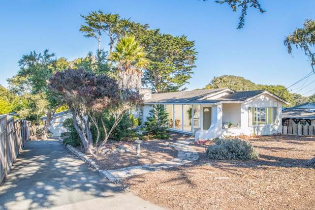 1060 Jewell Avenue, Pacific Grove, CA 93950 (#ML81775996) :: RE/MAX Parkside Real Estate
