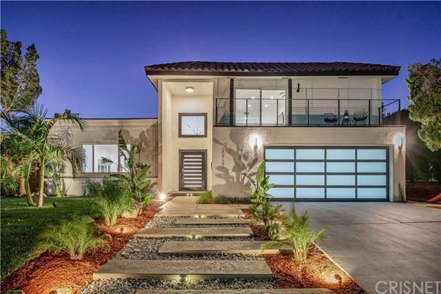 20727 Nashville Street, Chatsworth, CA 91311 (#SR19268200) :: Allison James Estates and Homes
