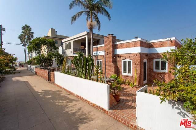 23 24TH Avenue, Venice, CA 90291 (#19530914) :: Powerhouse Real Estate