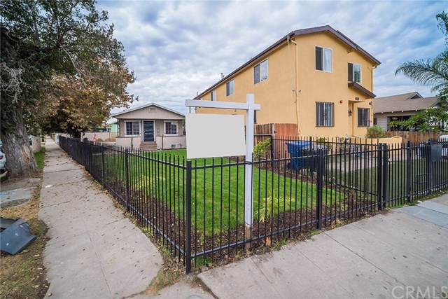 755 E 111 Th Place, Los Angeles (City), CA 90059 (#DW19268732) :: J1 Realty Group