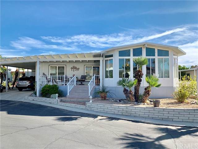 74711 Dillon Road #626, Sky Valley, CA 92241 (#SW19267439) :: Cal American Realty
