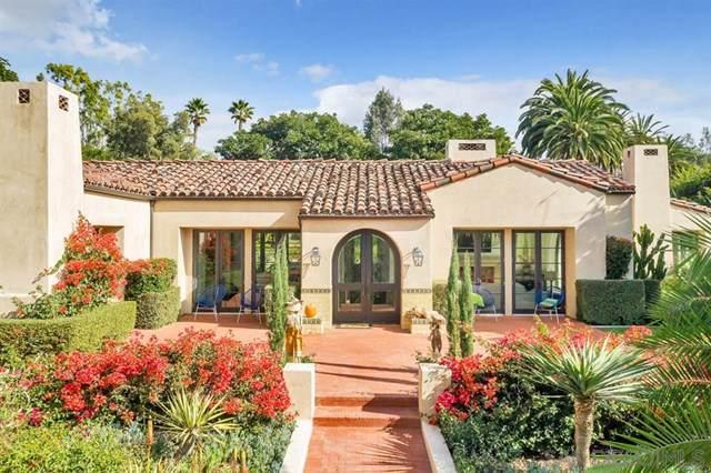 6269 San Elijo Ave, Rancho Santa Fe, CA 92067 (#190062407) :: The Brad Korb Real Estate Group