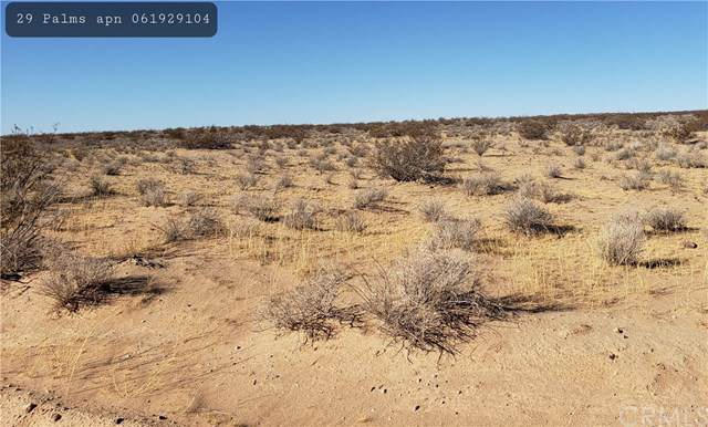 0 2 Mile Rd., 29 Palms, CA  (#EV19266783) :: J1 Realty Group