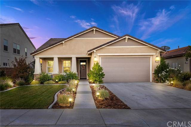 29533 Wooden Boat Drive, Menifee, CA 92585 (#SW19267312) :: The Marelly Group | Compass