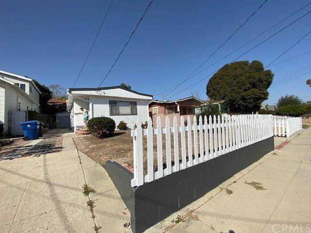 3317 S Denison Avenue, San Pedro, CA 90731 (#SB19267636) :: RE/MAX Estate Properties